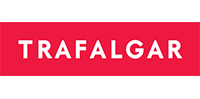 Logo of partnered tour company Trafalgar