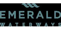 Logo of cruise line Emerald Waterways
