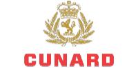 Logo of luxury cruise line Cunard