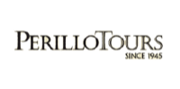 Logo of partnered tour company Perillo