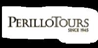 Logo of partnered tour company Perillo