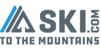 Logo of custom ski vacation provider SKI.com