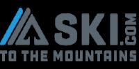 Logo of custom ski vacation provider SKI.com