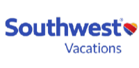 Logo of vacation package partner Southwest Vacations