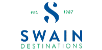 Logo of customized vacation provider Swain Destinations