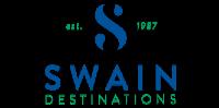 Logo of customized vacation provider Swain Destinations