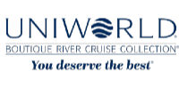 Logo of river cruise collection Uniworld