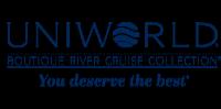 Logo of river cruise collection Uniworld