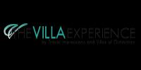 Logo of premier villa rental company The Villa Experience