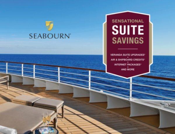 Seabourn sensational savings exclusive offer.