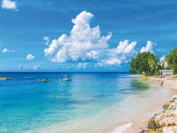 Beautiful breathtaking Barbados beach vacations.